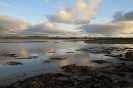 Killala Bay am Abend