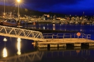 Dingle Harbour am Abend