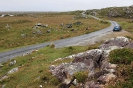 Bog Road between Clifden und Roundstone
